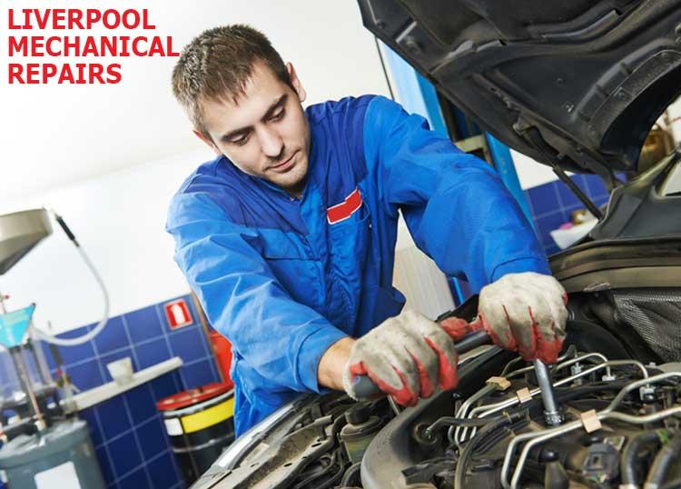 Liverpool Mechanical Repairs