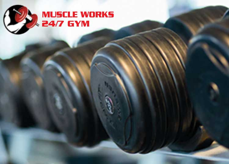 Muscle Works 24 7 Gym