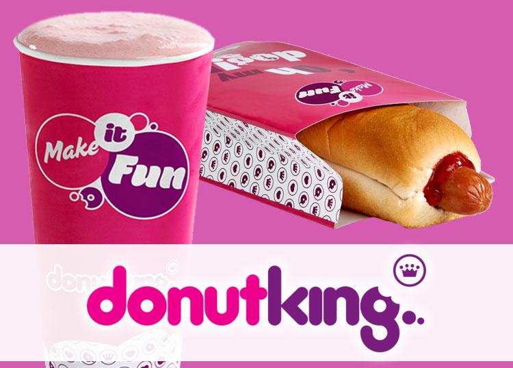 Donut King Munno Para