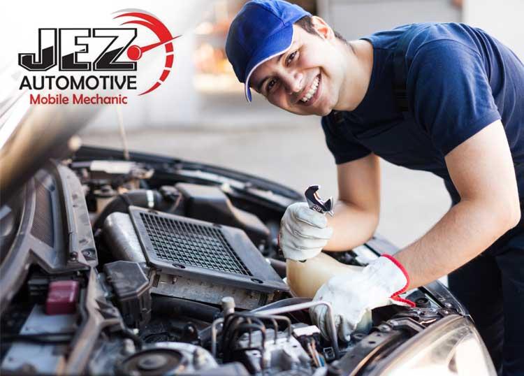 JEZ Automotive Mobile Mechanic