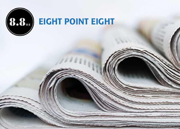Eight Point Eight Ounce