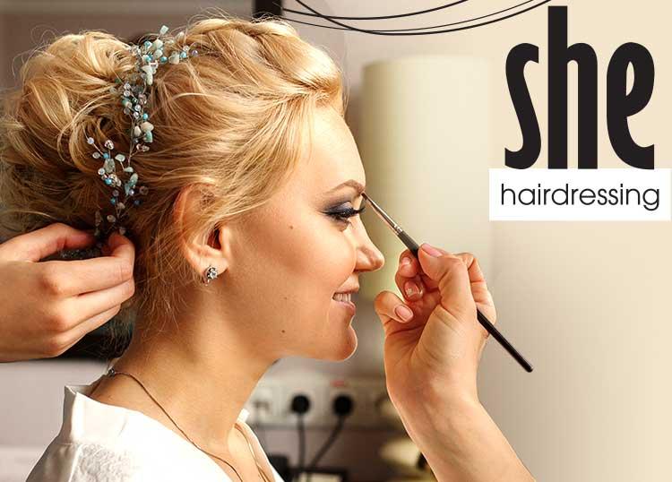 She Hairdressing