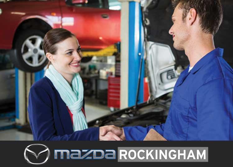 Rockingham Mazda