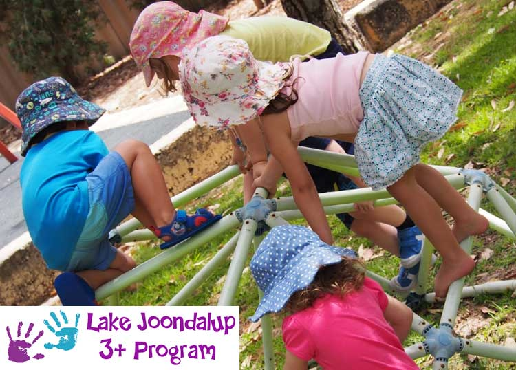 Lake Joondalup 3 Plus Program