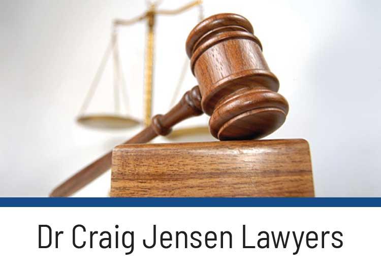 Dr Craig Jensen Lawyers