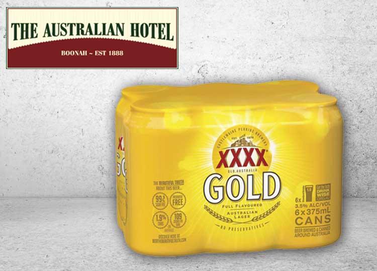 Australian Hotel Boonah