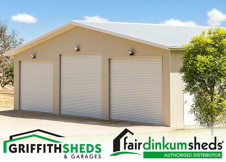Griffith Sheds & Garages