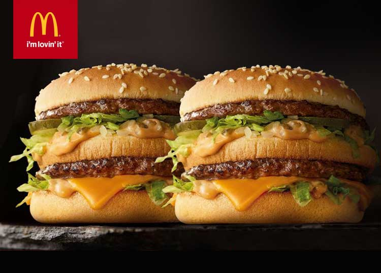 McDonald's Bomaderry, South Nowra and Nowra Central