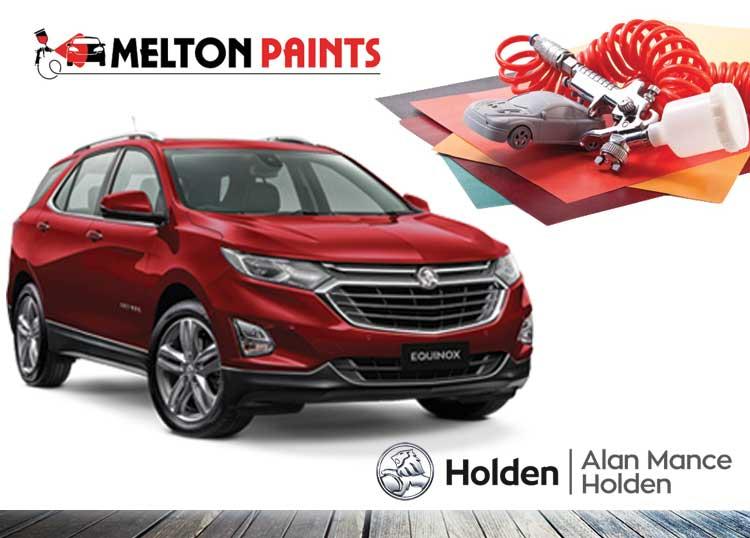 Alan Mance Holden Melton & Melton Paints