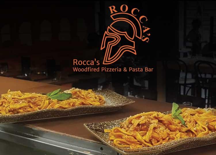 Rocca's Woodfired Pizzeria & Pasta Bar