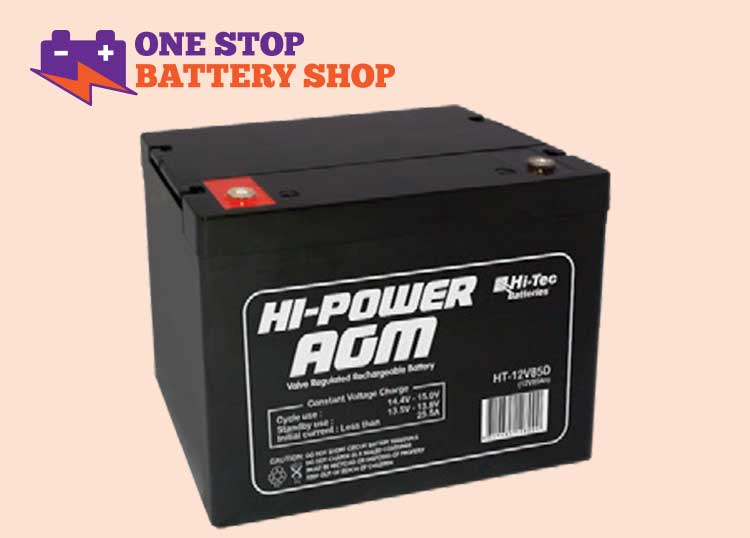 One Stop Battery Shop