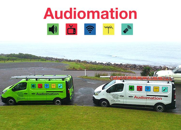 Audiomation