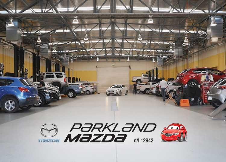 Parkland Mazda