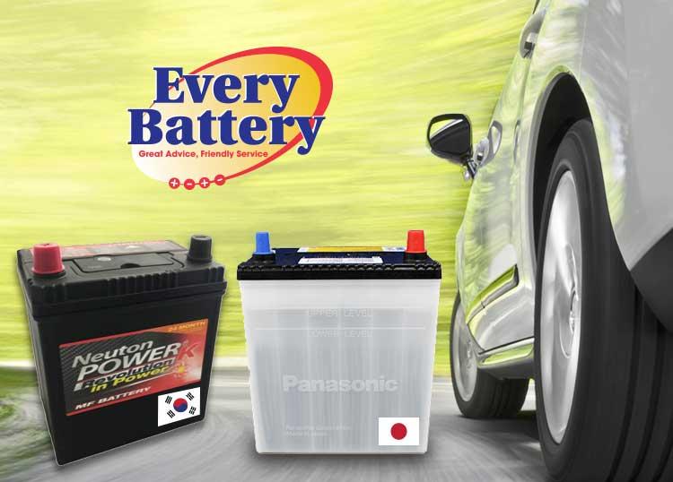 Every Battery Kensington