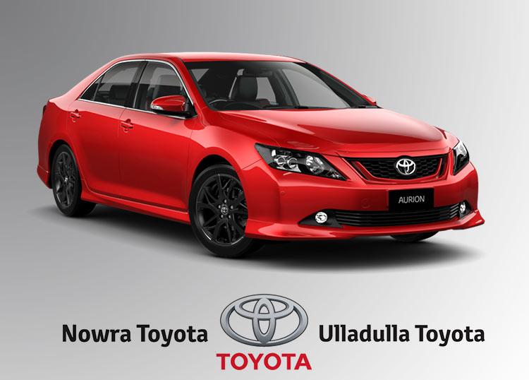 Nowra Toyota & Nowra Ulladulla