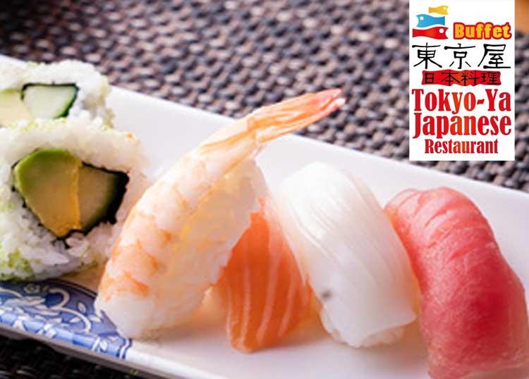 Tokyo-Ya Japanese Restaurant