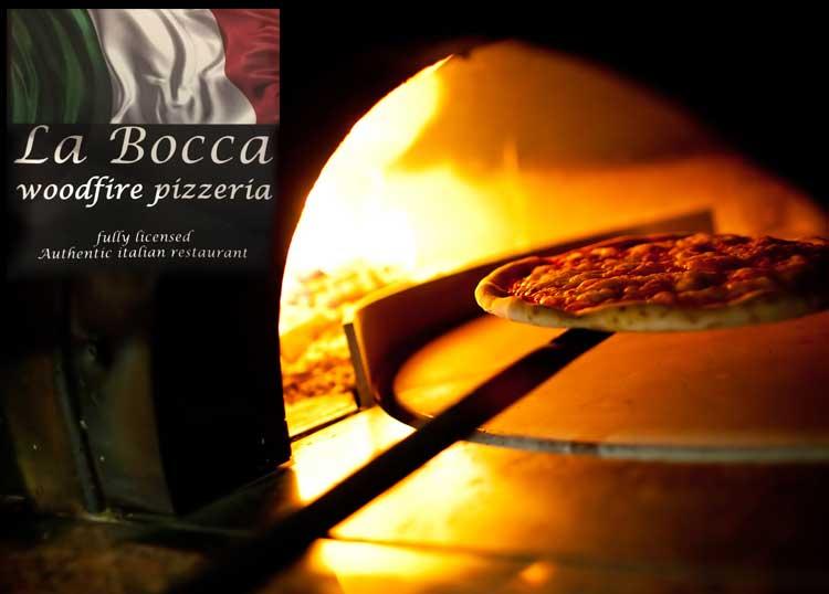 La Bocca Woodfire Pizzeria & Restaurant