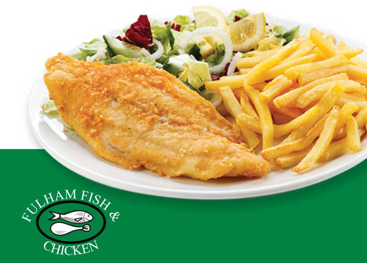 Fulham Fish & Chicken Cafe