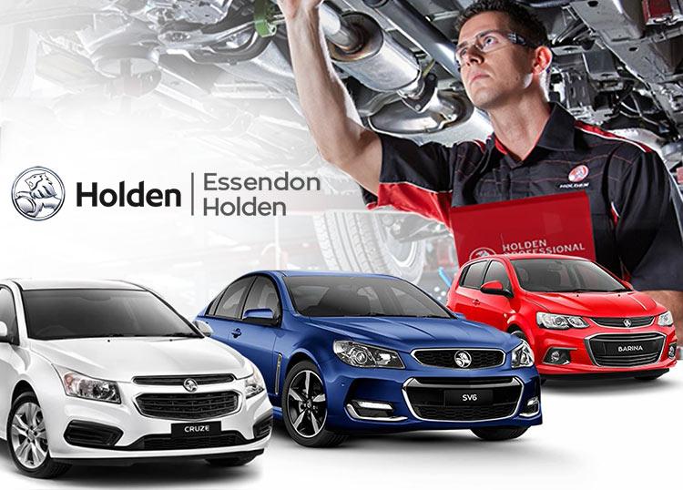 Essendon Holden