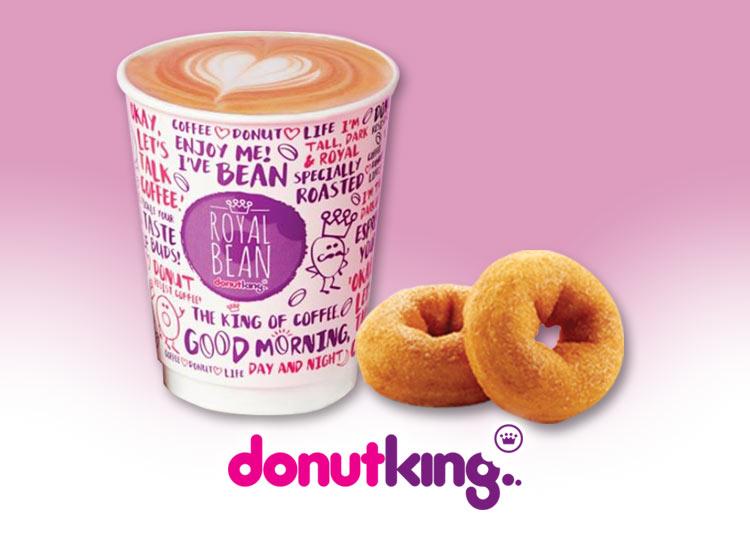 Donut King Lidcombe