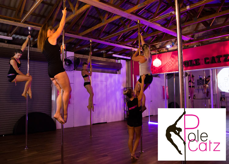 Pole Catz Tweed Heads Studio