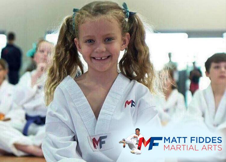 Matt Fiddes Martial Arts Gladstone