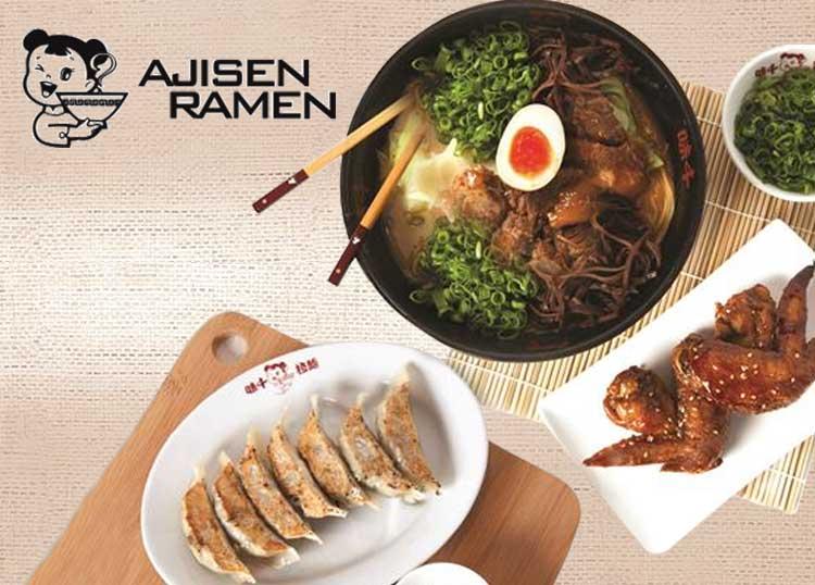 Ajisen Ramen Werribee