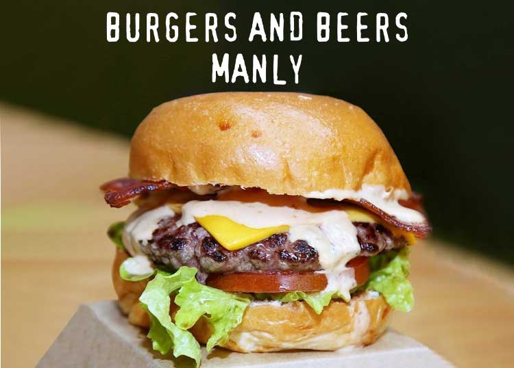 Manly Burgers and Beers