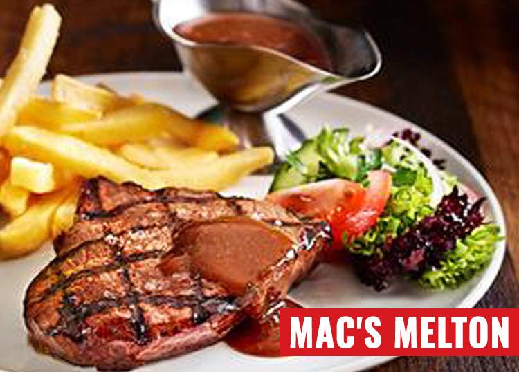 Mac's Melton
