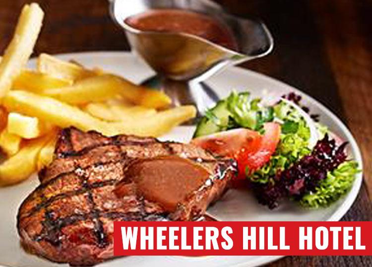Wheelers Hill Hotel