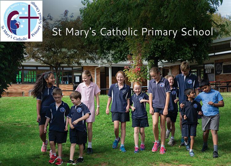 St Mary's School Orange