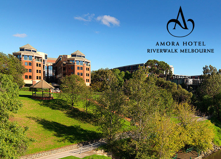 Amora Hotel Riverwalk Melbourne