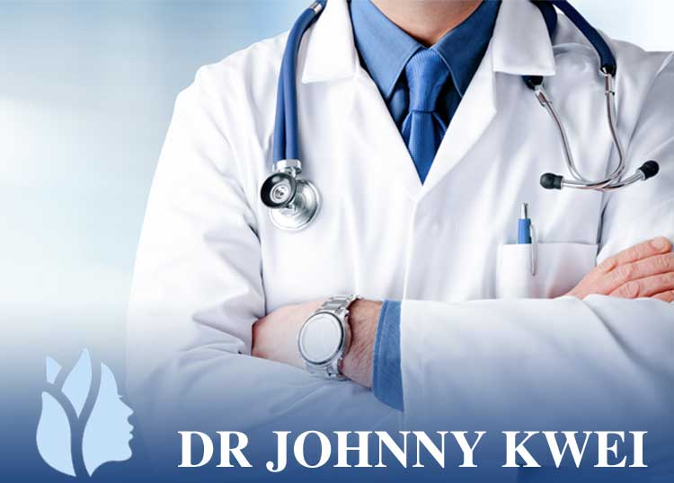 Dr Johnny Kwei