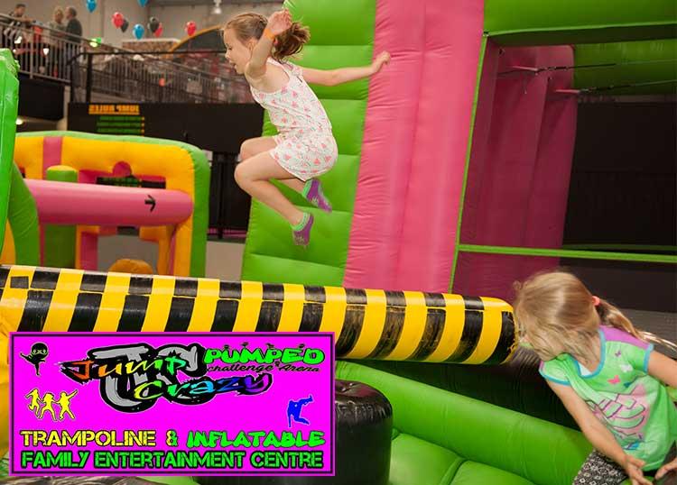 Jump Crazy