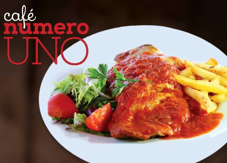 Cafe Numero Uno