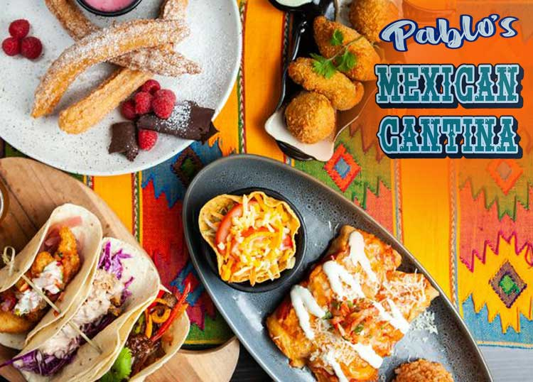 Pablo's Mexican Cantina