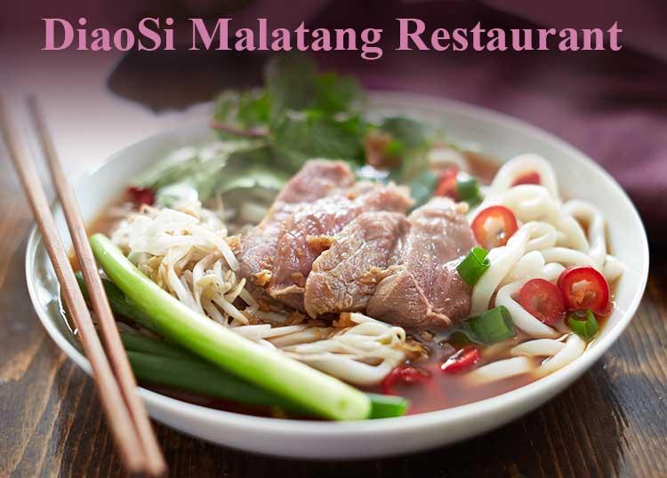Diaosi Malatang Restaurant