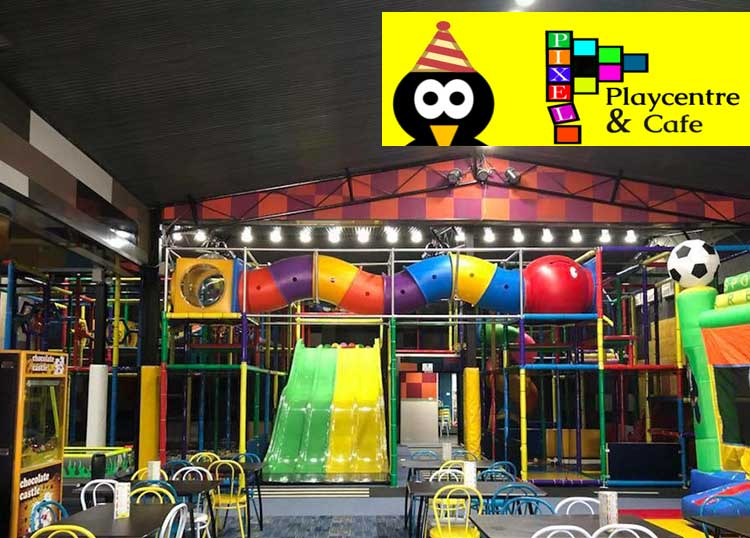 Pixel Playcentre & Cafe