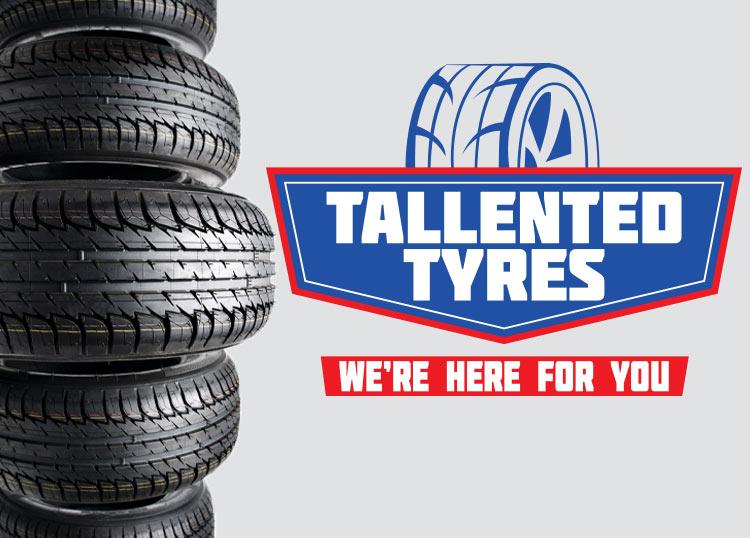 Tallented Tyres