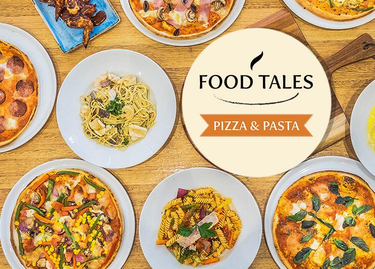 Food Tales Pizza & Pasta