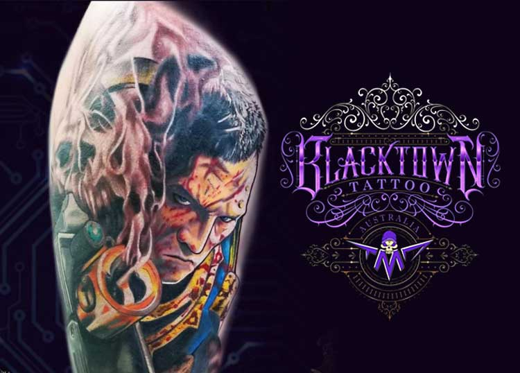 Blacktown Tattoo Shop