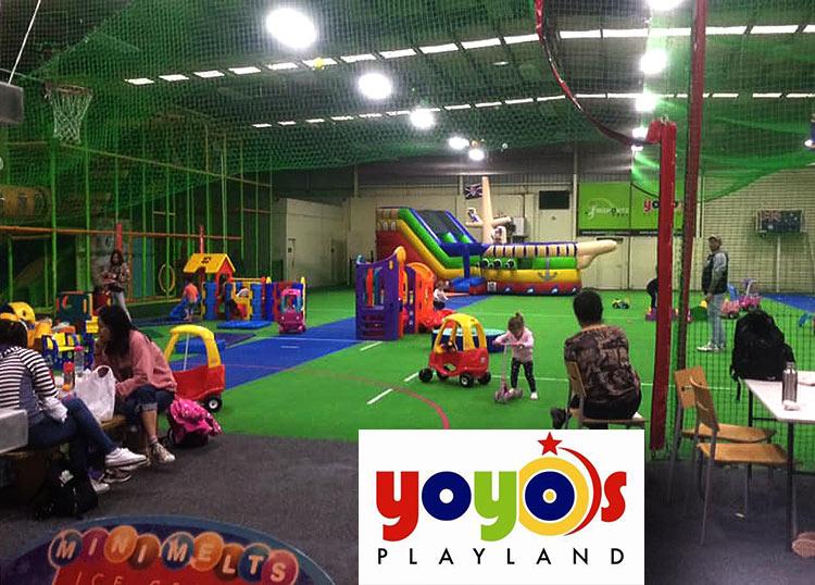 Yoyo's Playland