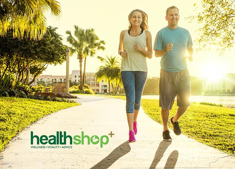 Healthshop Aspley