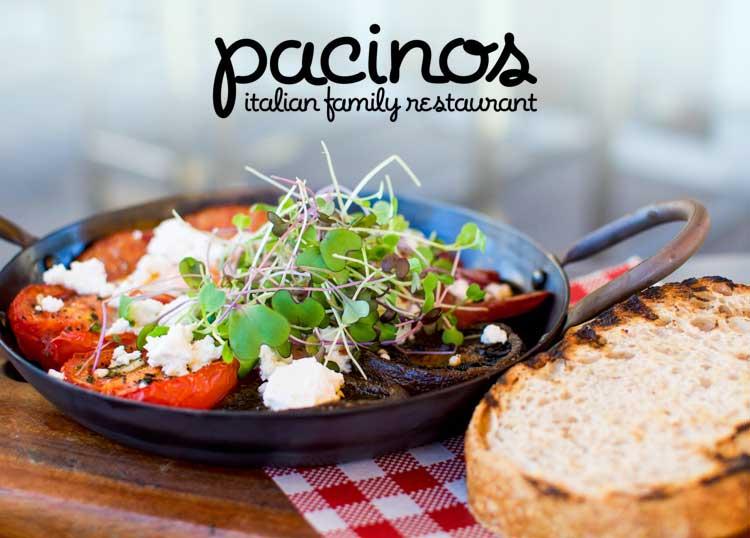 Pacinos Italian Family Restaurant