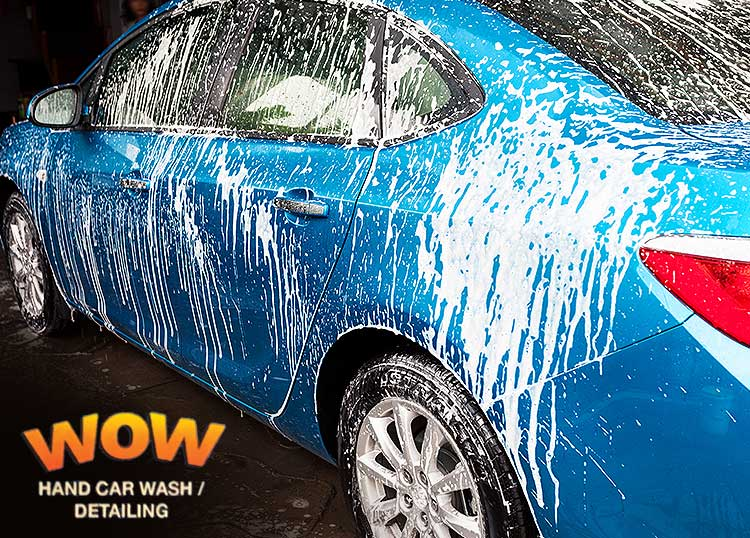 Wow Hand Car Wash / Detailing