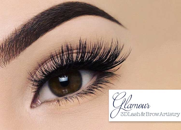 Glamour 3D Lash & Brow Artistry