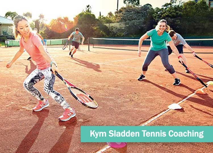 Kym Sladden Tennis Coaching