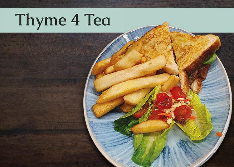 Thyme 4 Tea