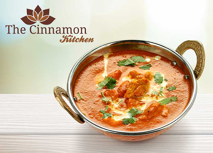 The Cinnamon Kitchen