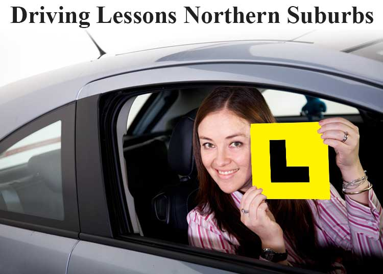 Driving Lessons Northern Suburbs